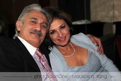Sanjar and Sheri.