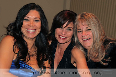 Donita, Toni, & Terri.
