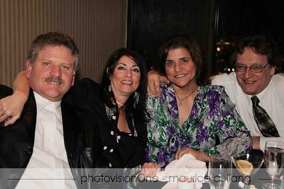 Denis, Debbie, Connie, and George.