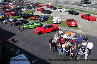 Nor Cal Viper club members.