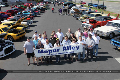 Mopar Alley club