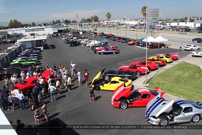 Normandin unveils the new 2015 Challenger SRT Hellcat.