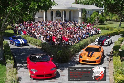 Group Photo available as poster from shop.driveviper.com
