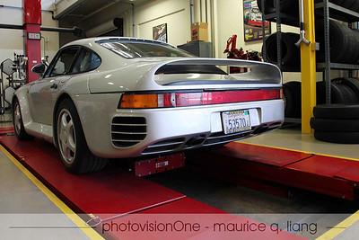 Porsche 959, Porsche's super car of the '80's..