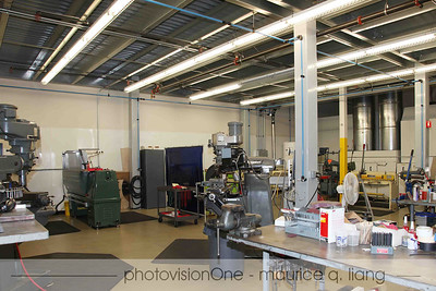 Machine shop where they can make parts.