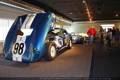 Continuation Cobra Daytona Coupe.