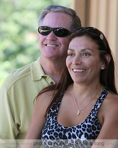 Rick & Alyse.