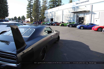 Viper club and NorCal Challenger club were invited and showed their colors!