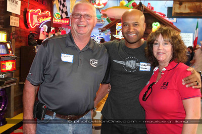 #1 Viper customers, Wayne and D'Ann Rauh, who (currently) own 65 Vipers.