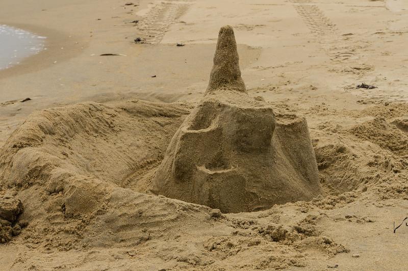 Gould Sand Castle