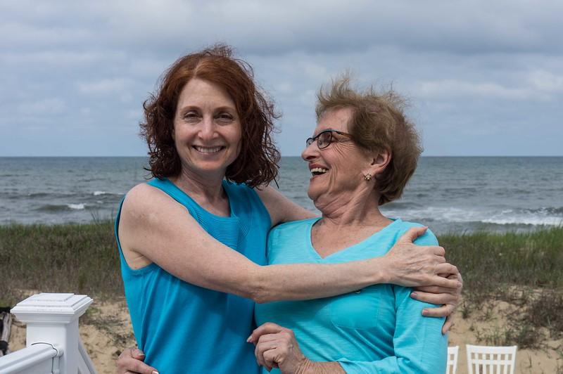 Karen and Donna