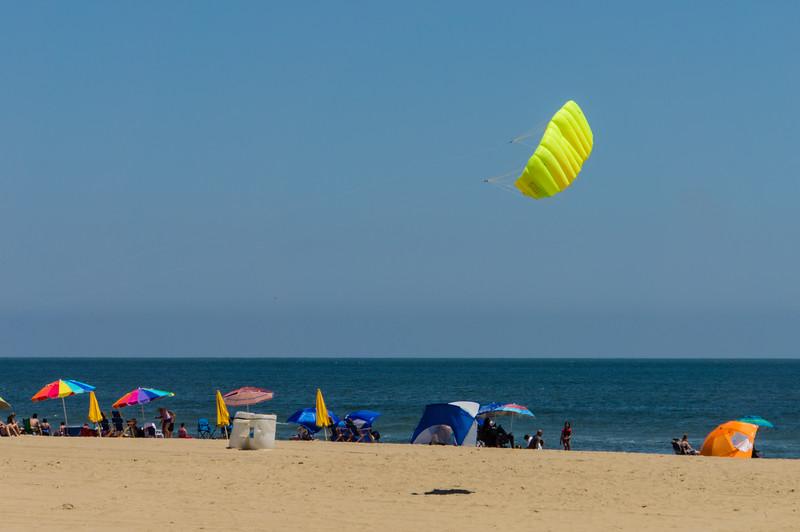 Kite over Virginia Beach