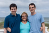 Sam, Donna and Jacob