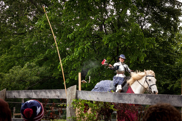 Jousting Exercises