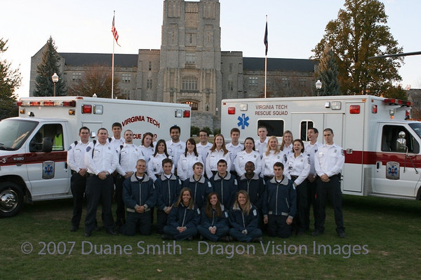 Virginia Tech Rescue Squad 20071104