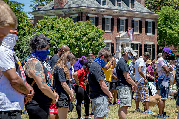 NEWS: JUN 13: Virginia's 5000 Man March