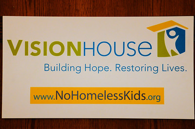 Vision House - No Homeless Kids Luncheon 2016