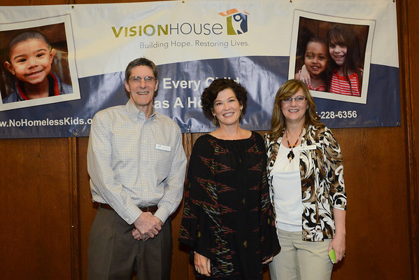 Vision House NoHomelessKids Benefit Luncheon 2014