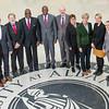 Visiting German Delegation