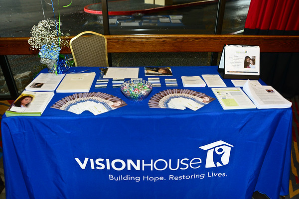 Visson House No Homeless Luncheon 2017