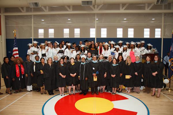 Vista Academy Graduation 2014 Ceremony