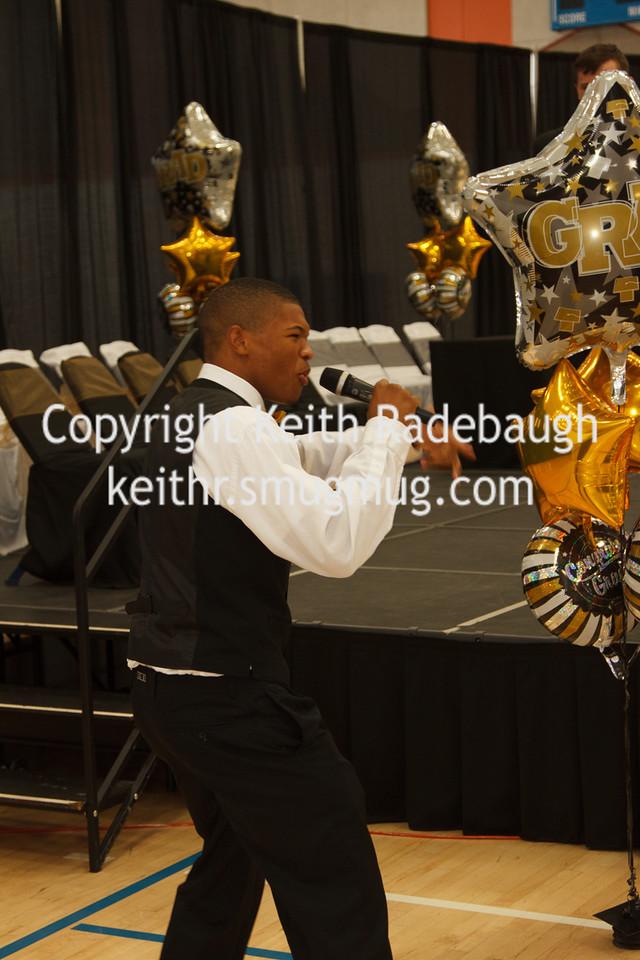 Vista Academy Graduation 2016