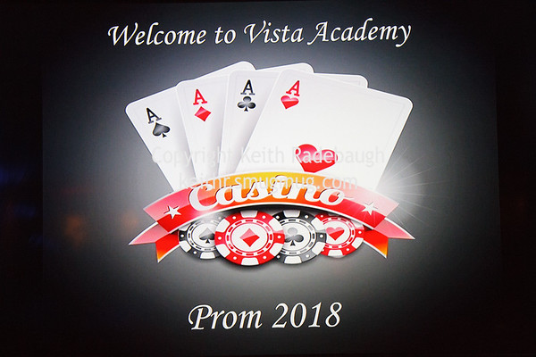 Vista Academy Prom 2018