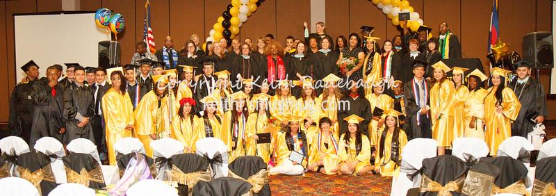Vista Academy Graduation 2015 Ceremony