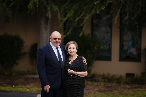 Vivian and Bob's 60th Wedding Anniversary