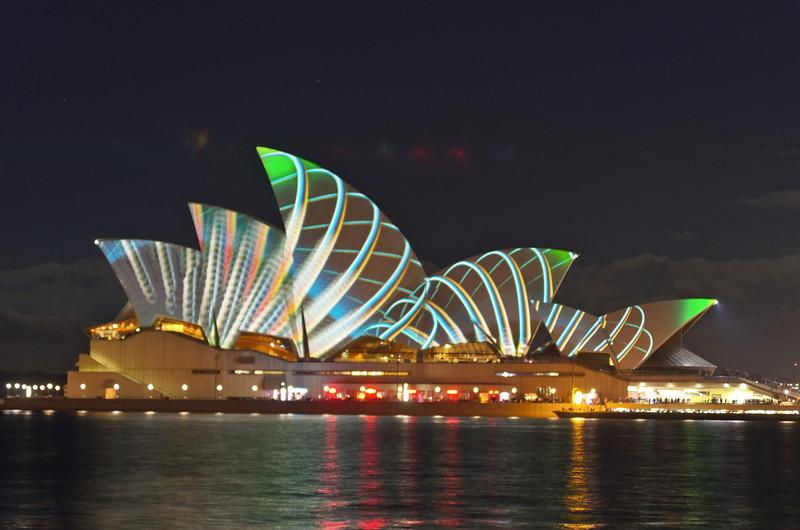 Vivid Sydney Opera House 15