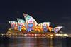 Vivid Sydney Opera House 9