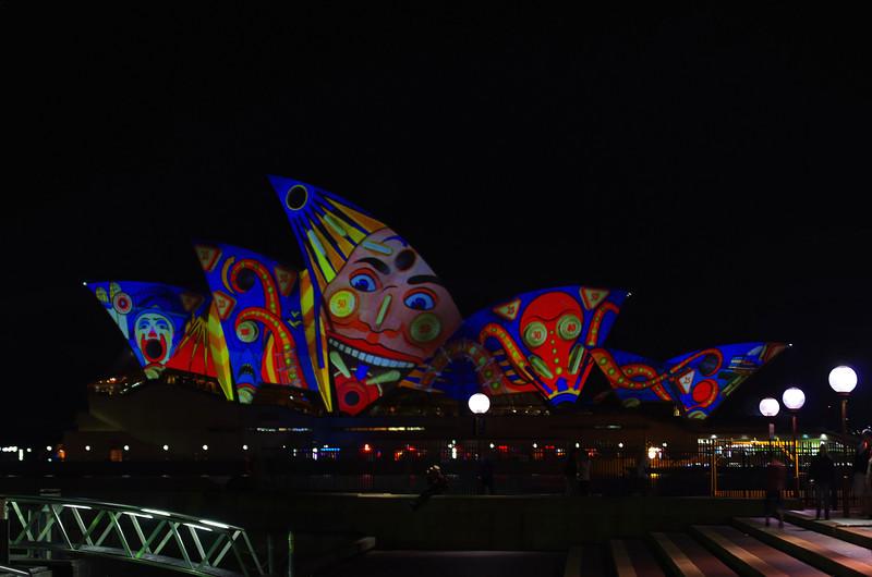 Vivid Sydney Opera House 20
