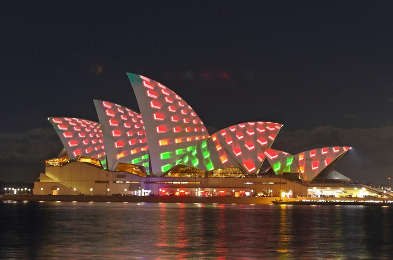 Vivid Sydney Opera House 17