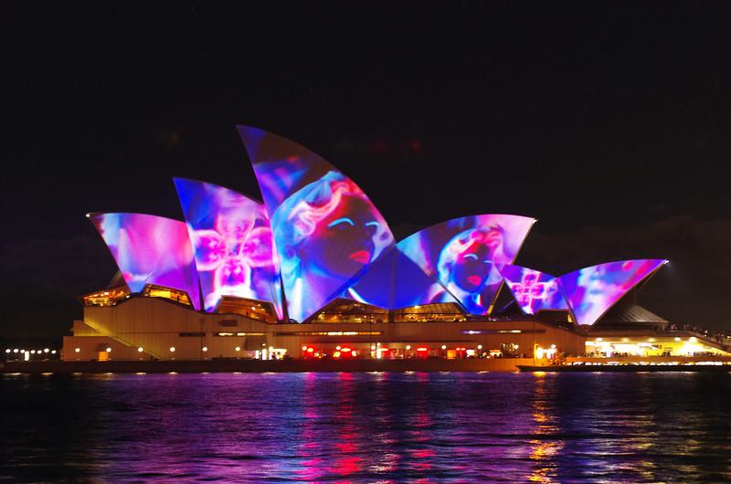 Vivid Sydney Opera House 5