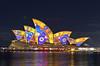 Vivid Sydney Opera House 11