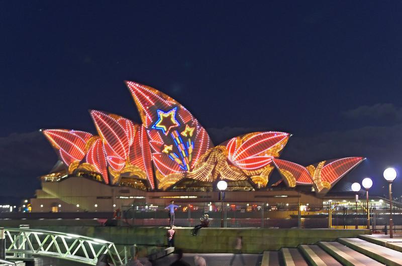 Vivid Sydney Opera House 2