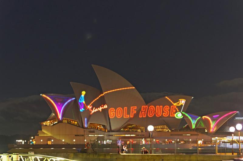 Vivid Sydney Opera House 16