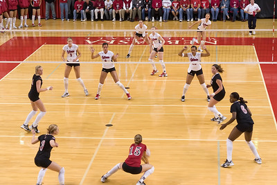 Volleyball - Nebraska vs Texas Tech