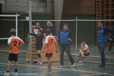 Volleyball U11 Turnier Okt WY