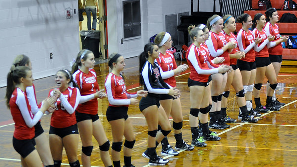Volleyball vs. Black River (9/26/13 - Varsity)