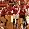 Volleyball vs. Firelands 8/30/2012 :