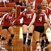 Volleyball vs. Firelands 8/30/2012 :