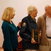 <b>Frank Bodofsky receives the Harvey Eisen Outstanding Friend of the Refuge award</b> <b>March 26, 2014</b> <i>- Kay Larche</i>