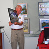 <b>Heinz Schmitt with Volunteer of the Year award</b> <b>March 26, 2014</b> <i>- Kay Larche</i>