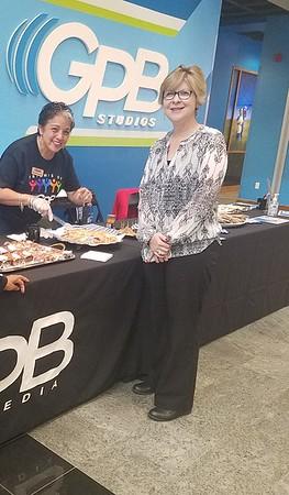 Volunteer Staff Bake Sale 2017