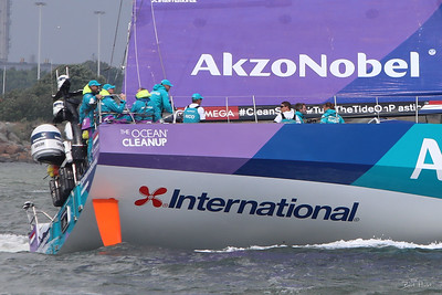 Volvo Ocean Race - Gothenburg