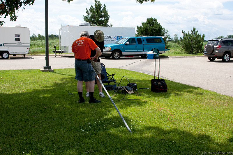 Setting up a 2m station to get some MN contacts