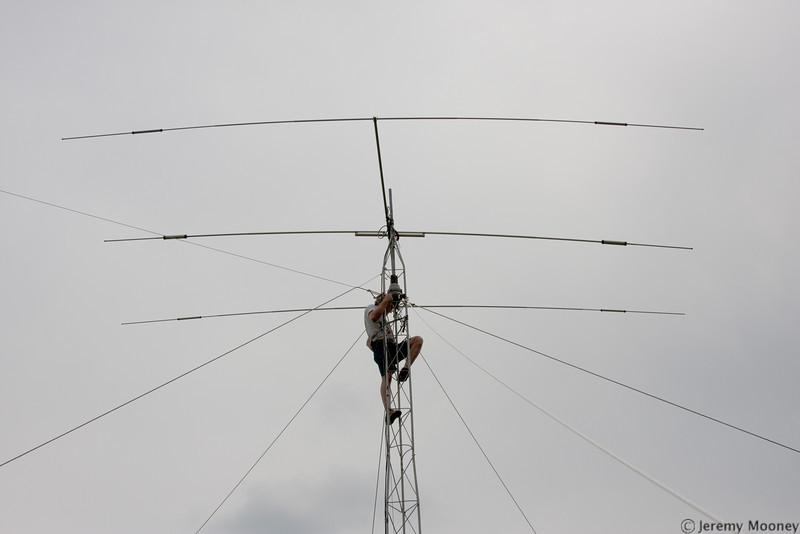 Correcting beam 2/rotator alignment mismatch