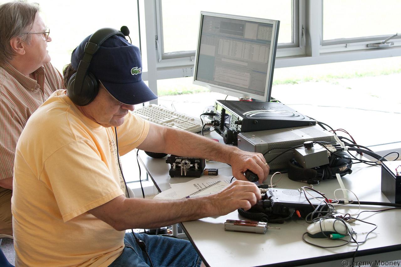 CW/digital station
