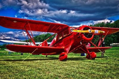 Photos from the Annual WACO Reunion 2011 at the Wynkoop Airport in Mount Vernon, Ohio.